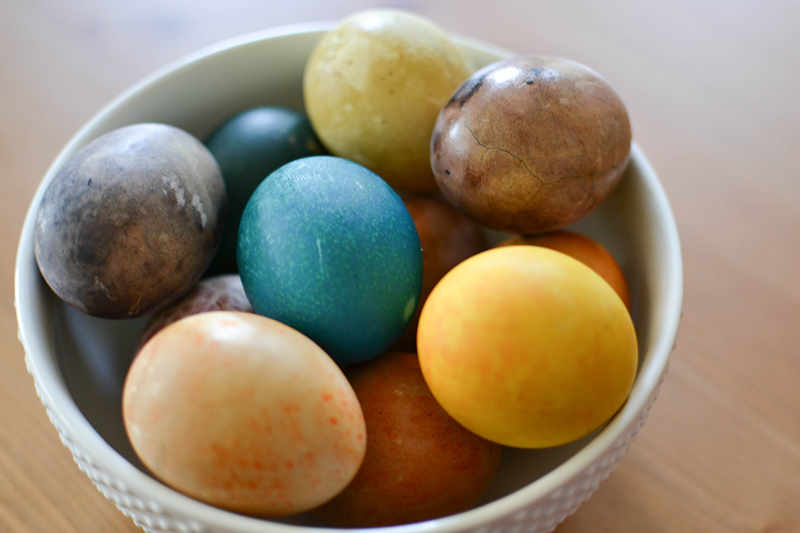 Image for Dyeing Eggs Naturally – What I Learned As A Newbie