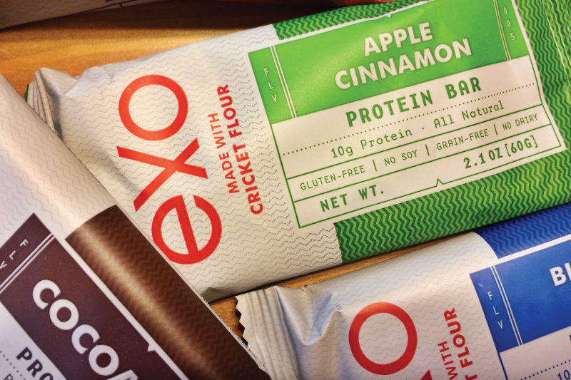 Image for Taste Test: EXO Protein Bar