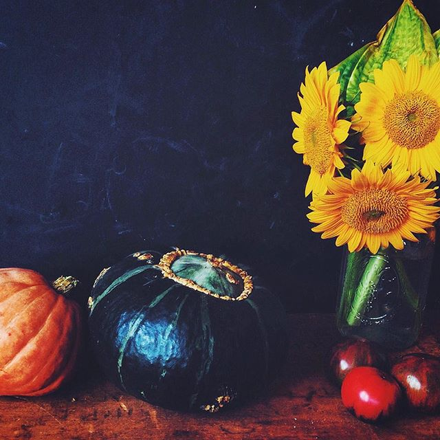Local Produce - Squash Comfort in Cold Weather
