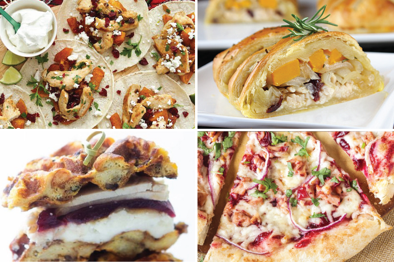 Image for Thanksgiving Leftover Recipes That Aren't Boring