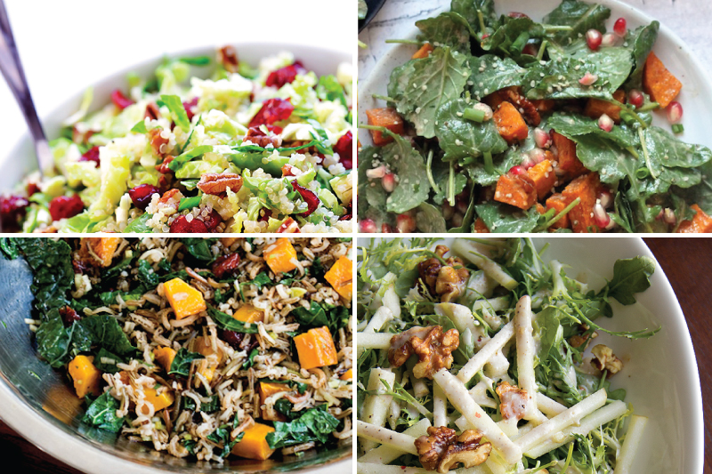 Image for Healthy Salads For Your Thanksgiving Meal