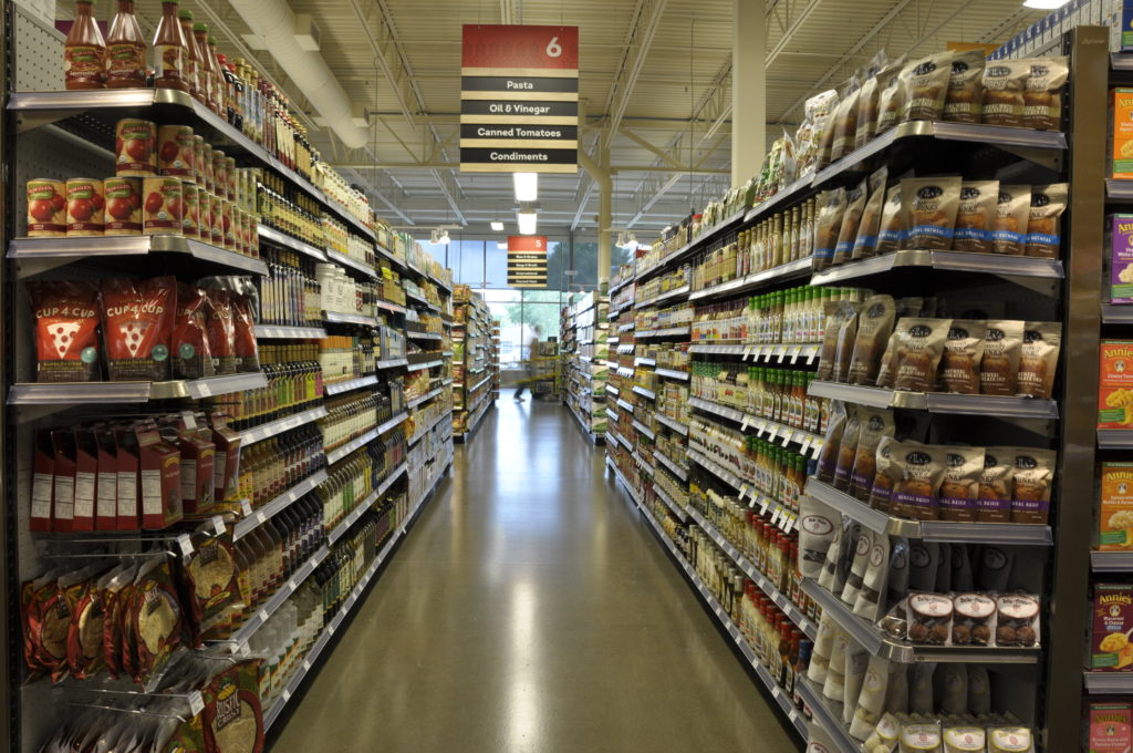 Grocery Department | Gluten Free | Local