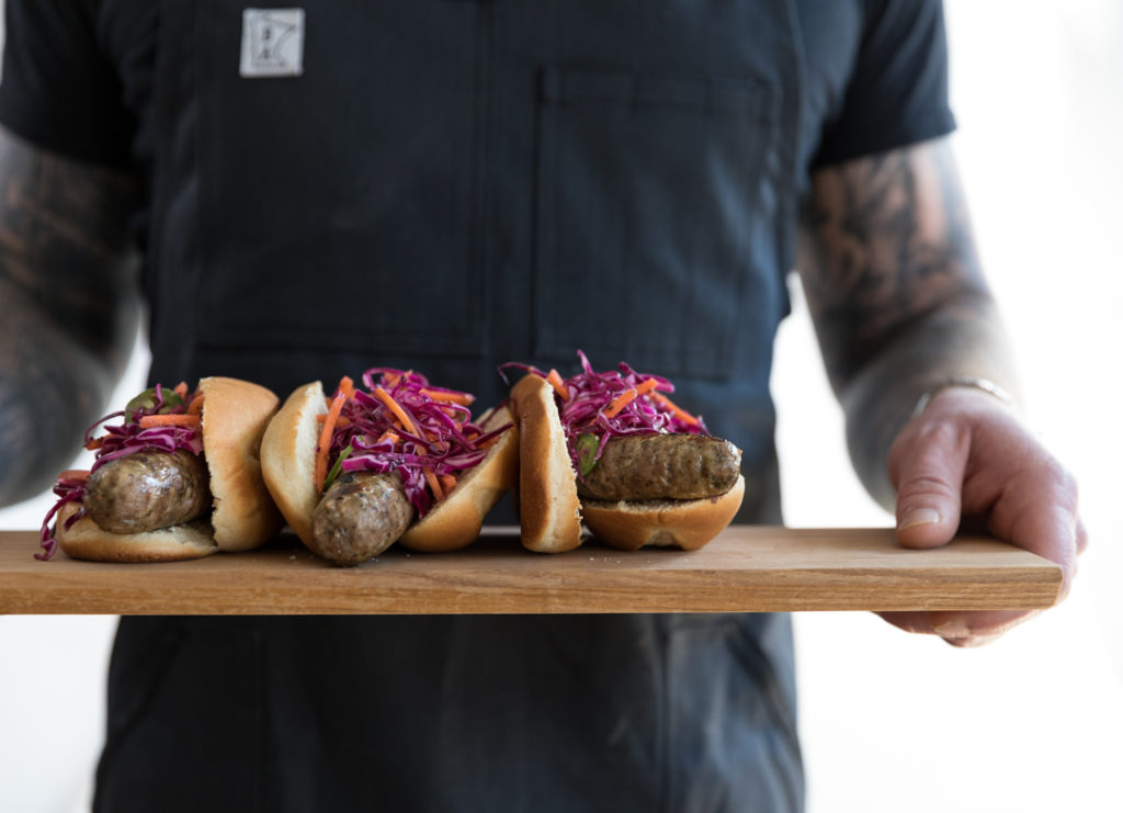 Housemade Brats from Lakewinds