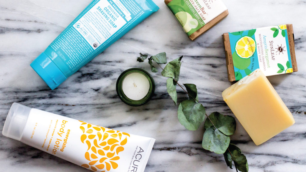 Organic Skin Care from the Co-op