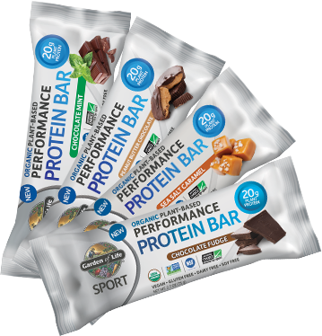 Garden of Life Sports Protein Bar Organic Fit Bar Lakewinds