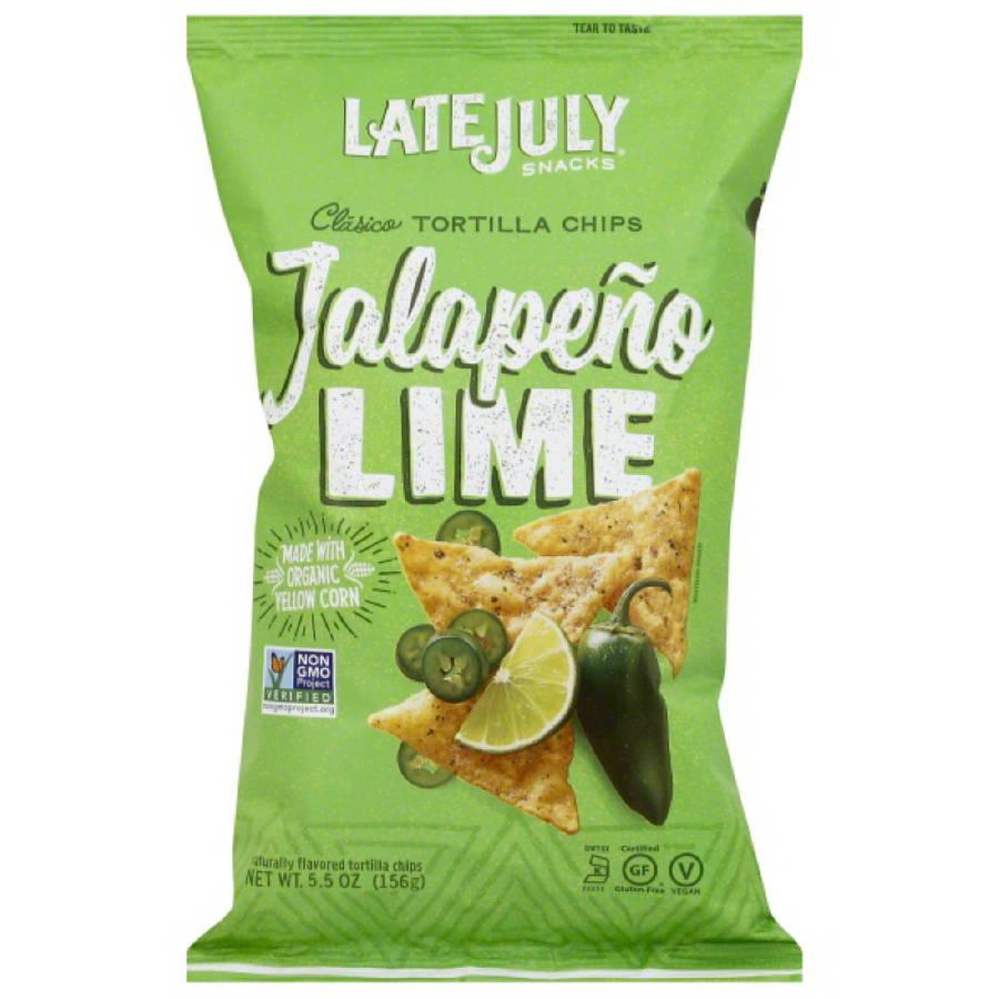 Amazon.com: Late July Organic Snacks Sea Salt by the ...