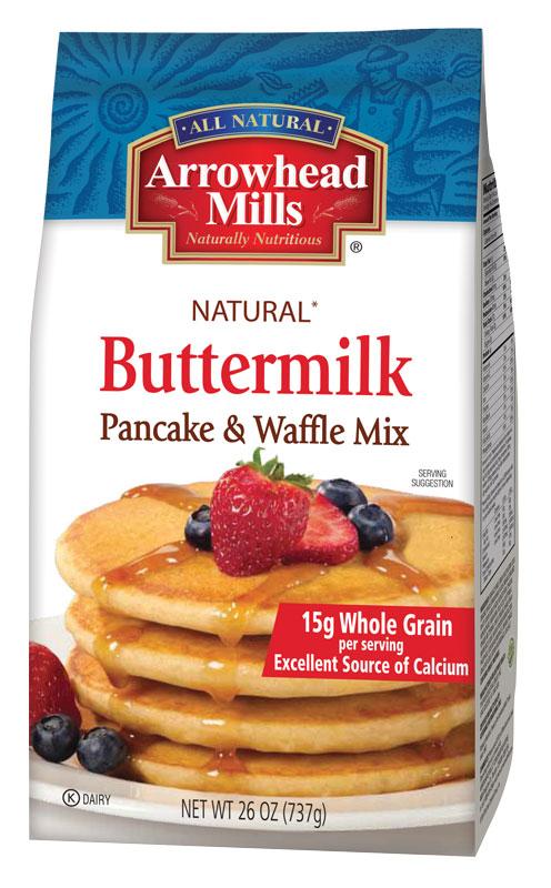 Arrowhead Mills Buttermilk Pancake Mix - Lakewinds Food Co-op