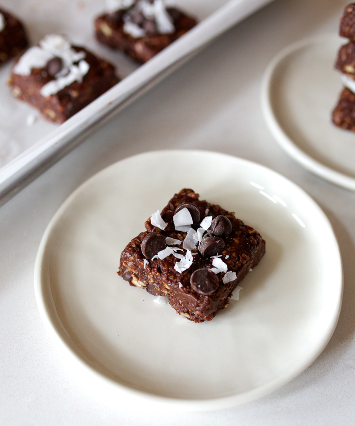 Paleo Recipes With Dark Chocolate And Coconut Flakes