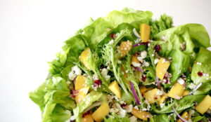Image for Mexican Mango Salad with Chipotle Vinaigrette