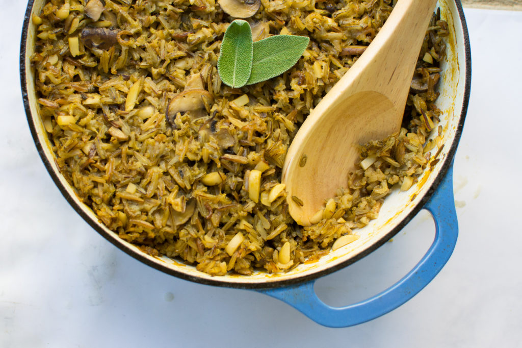 Image for Minnesota Wild Rice Hotdish