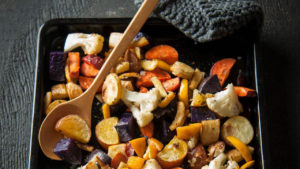 Image for Roasted Root Vegetables with Meyer Lemons