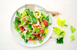 Image for Pickled Rhubarb Salad