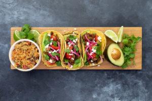 Image for Adobo Beef and Mushroom Tacos