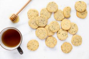 Image for Lemon Honey Earl Grey Cookies