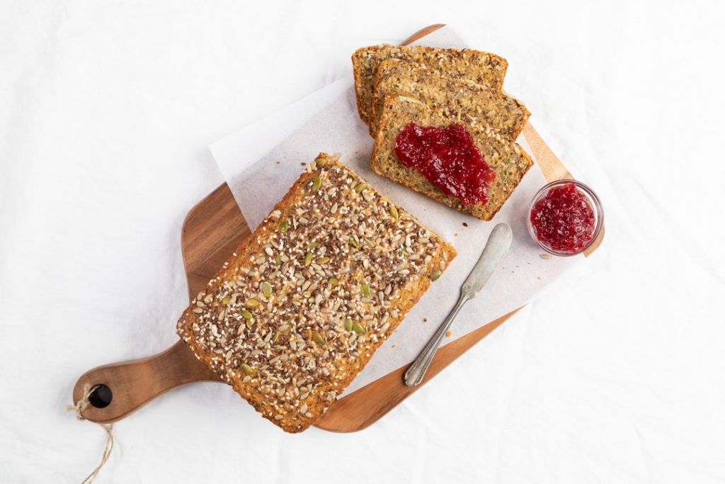 Image for Seeded Whole Wheat Quick Bread