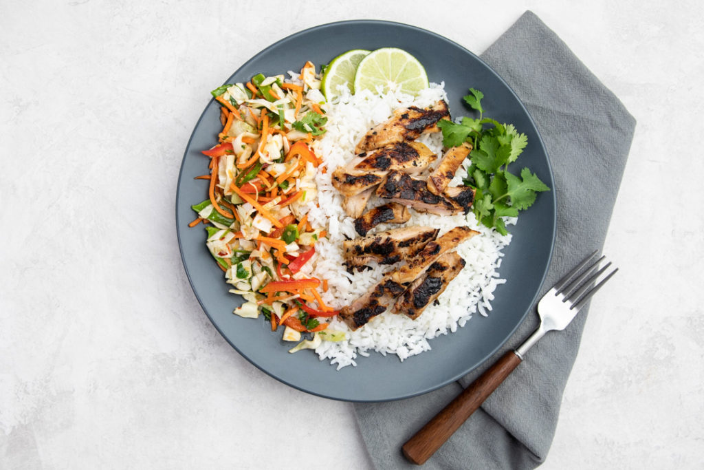 Image for Spicy Lemongrass Chicken