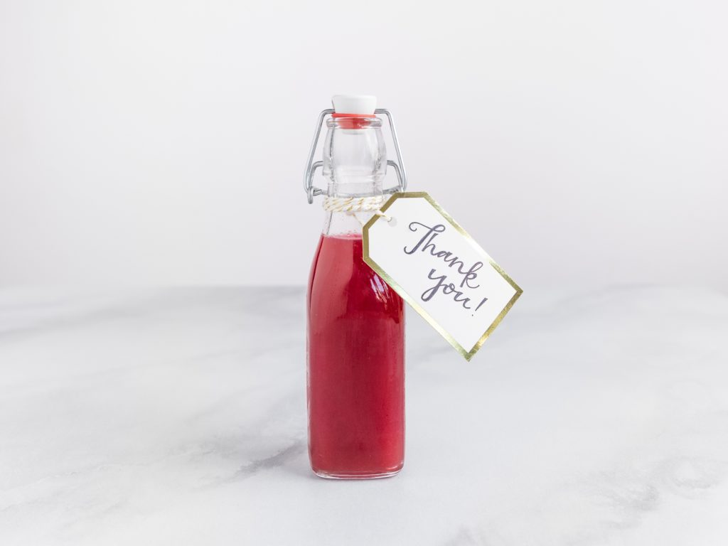 Image for Cranberry Cardamom and Ginger Cordial