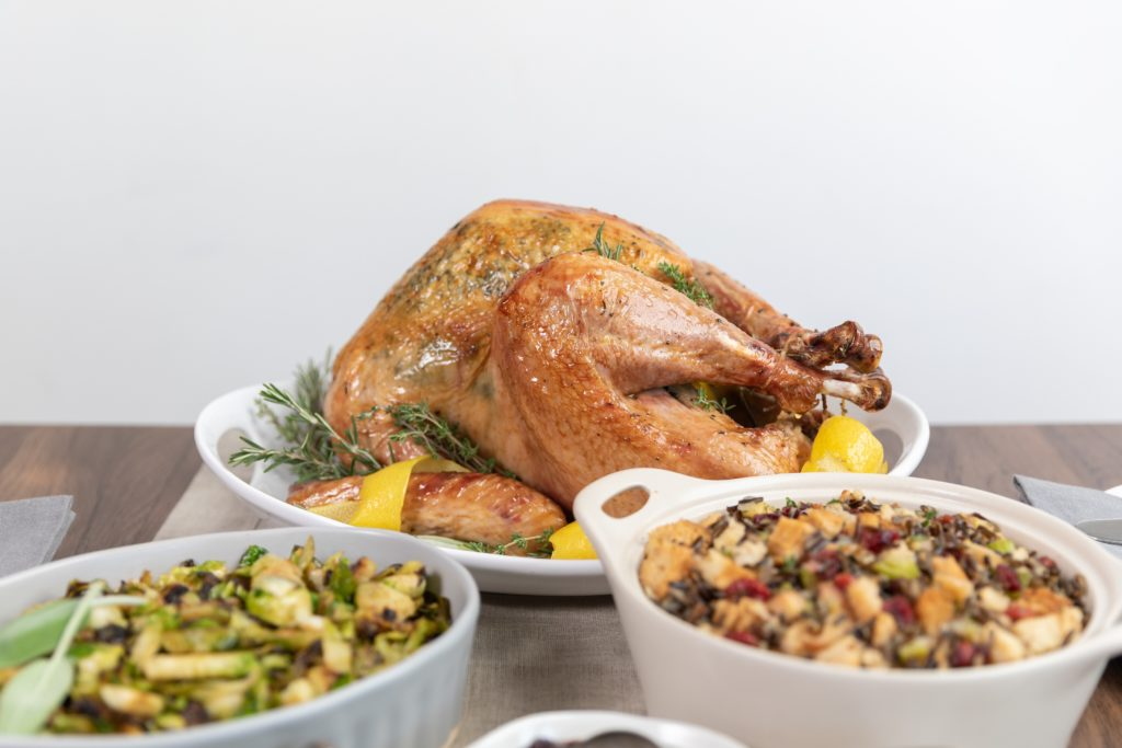 Image for Roast Turkey with Herbs and Ghee