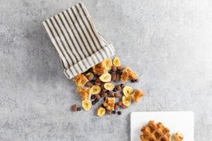 Image for Funky Monkey Waffle Snack Mix