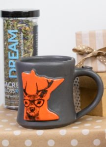 Gift Idea MN Mug From Recycled Materials