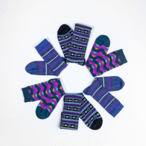 Tey Art Socks Sustainable Gift