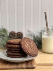Paleo Ginger Cookies