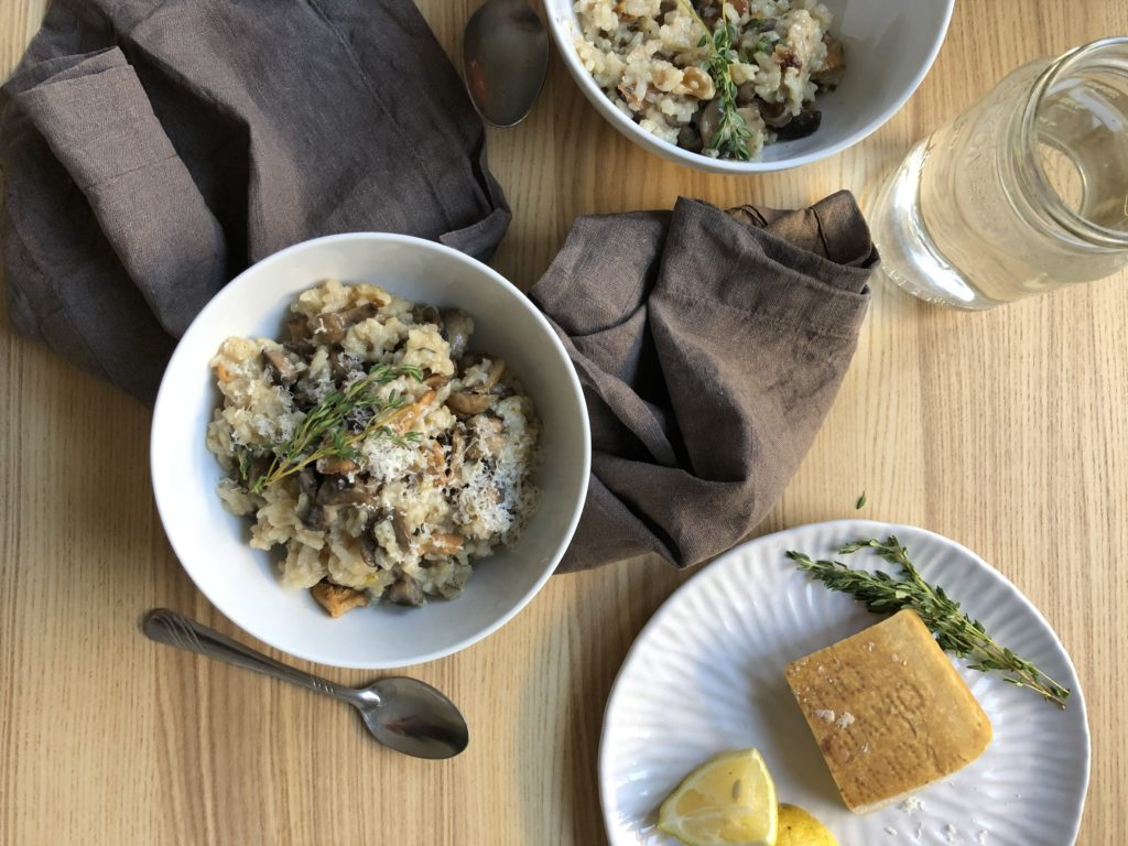 Image for Wild Mushroom Risotto
