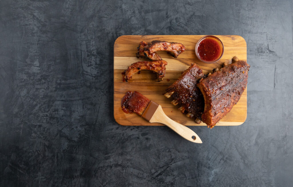 Image for Chipotle Lime Baby Back Ribs