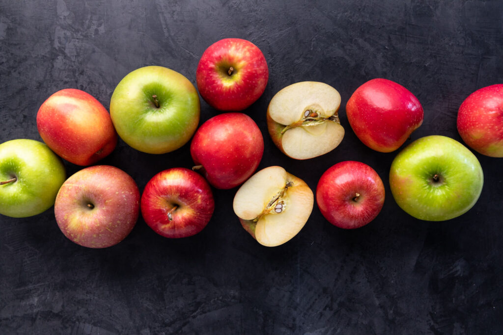 Minnesota Apples Come in a Variety of Colors and Flavors