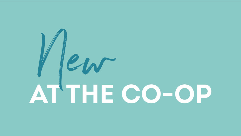Image for New at the Co-Op, March 2021