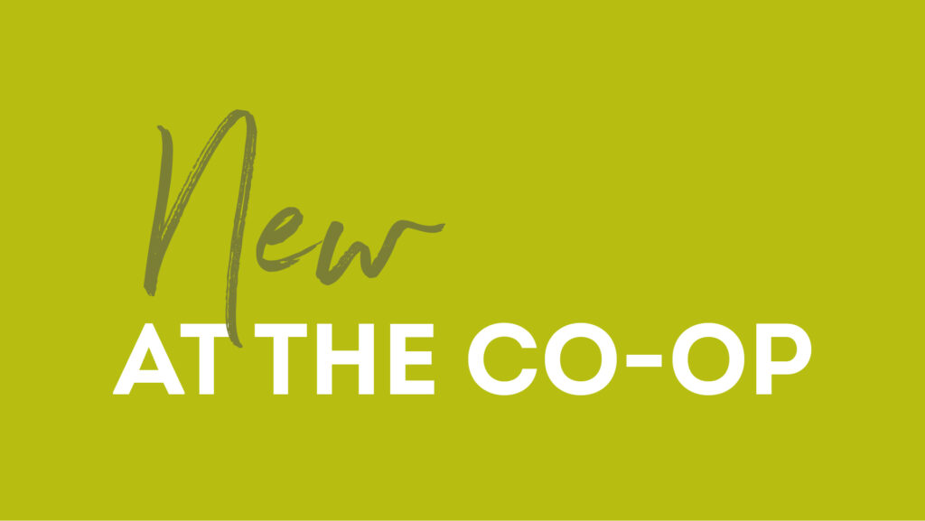 Image for New at the Co-op, July 2021