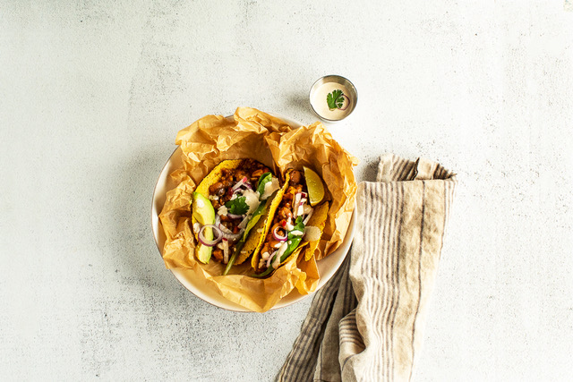 Image for 32-Bean Tacos