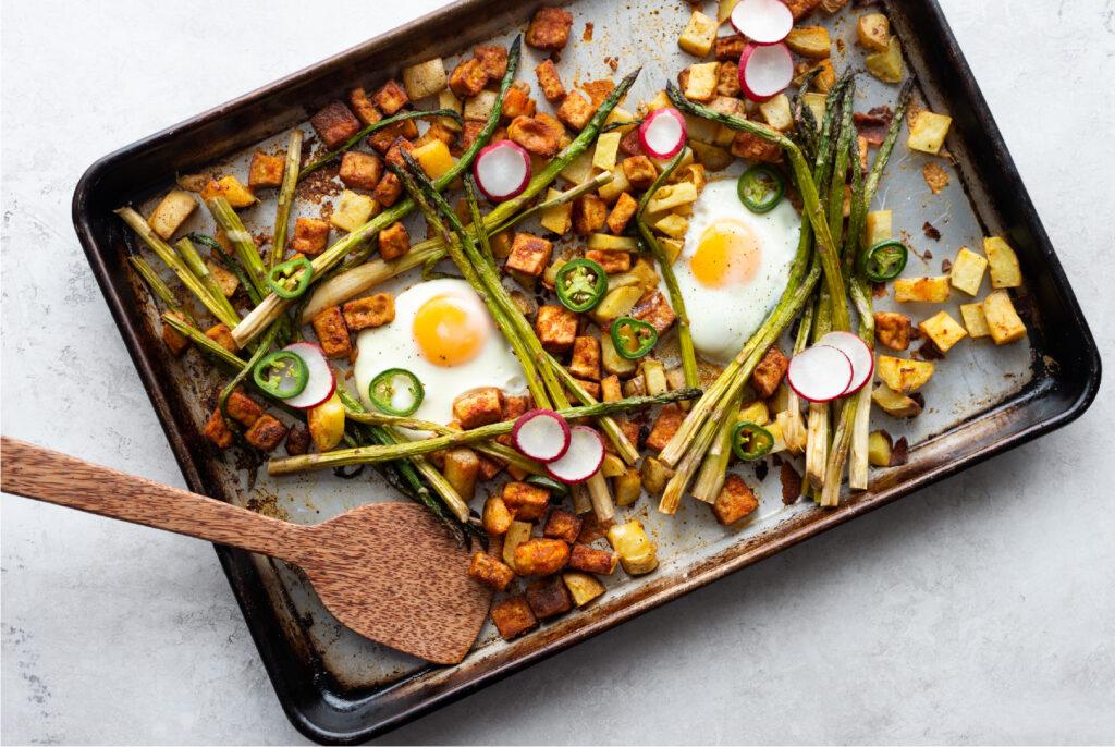 Image for Tofu Breakfast Hash