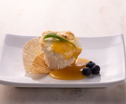 Image for Lemon & Angel Food Cupcakes