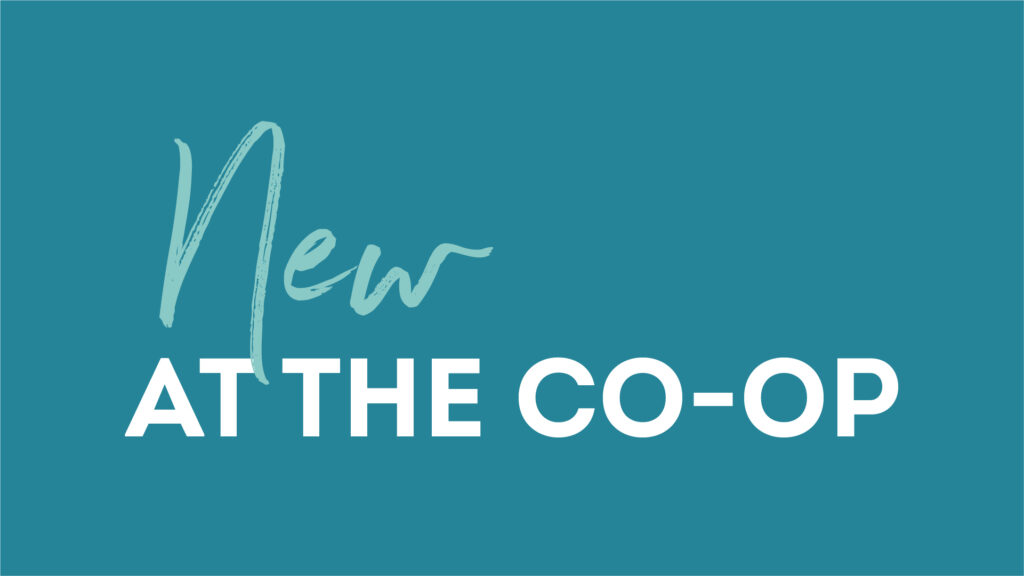Image for New at the Co-op, August 2021