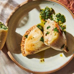 Lunch Ideas: Frozen Empanadas