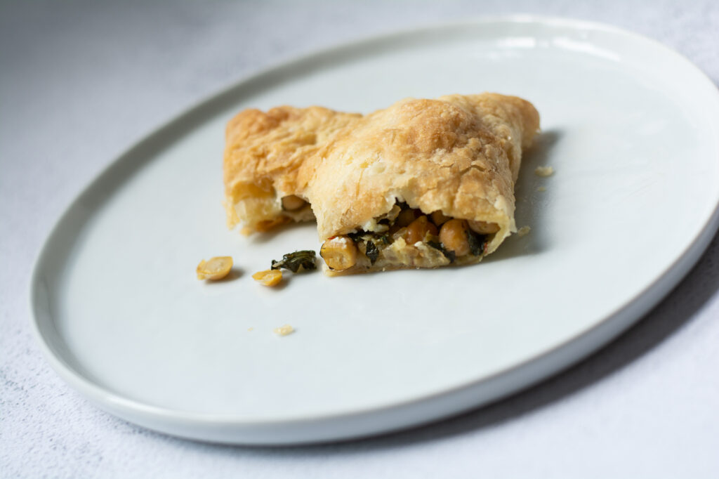 Image for Greek Chickpea Hand Pies